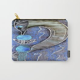 Dolphin Vision tetkaART Carry-All Pouch