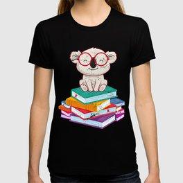 Reading Koala T-shirt