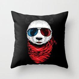 Cool Pada Throw Pillow