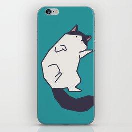 The Pet - Cat iPhone Skin