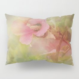 Soft Pink Roses of Sharon Pillow Sham