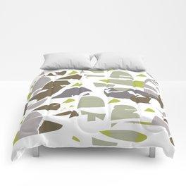 Hidden Space II Comforters