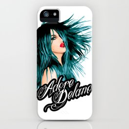 Adore Delano, RuPaul's Drag Race Queen iPhone Case