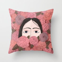 Irene Throw Pillow