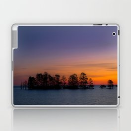 Lake Mattamuskeet Sunrise Laptop & iPad Skin