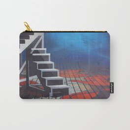 MEDIUM BLUE Carry-All Pouch