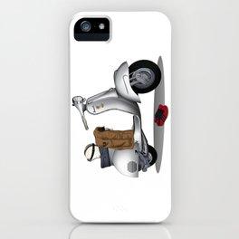 Vespa GS & Casual Stuffs iPhone Case