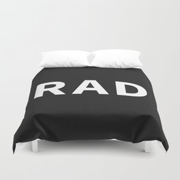 RAD Duvet Cover