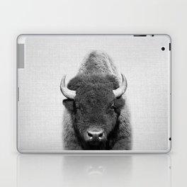 Buffalo - Black & White Laptop & iPad Skin