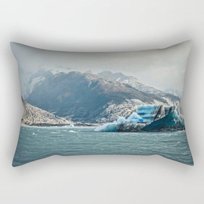 Ice Sea 4 Rectangular Pillow
