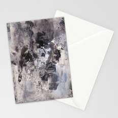 Monochrome Chaos Stationery Cards
