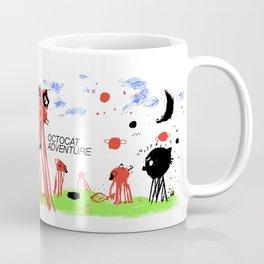 Octocat Happy Coffee Mug