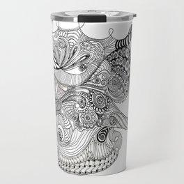 Cephalopod Travel Mug