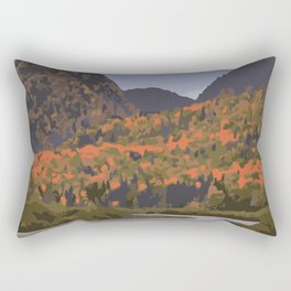 Parc National de la Mauricie Rectangular Pillow