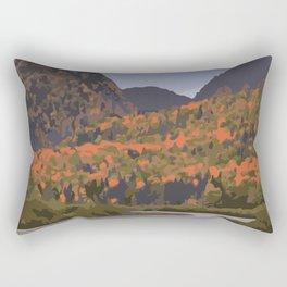 Parc National de la Mauricie Rectangular Pillow