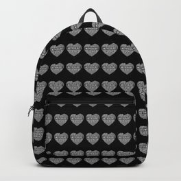 Anesthesiologist - Heart Backpack