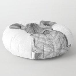 Baby Hyena Floor Pillow