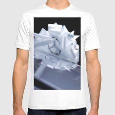 The Wedding Car Mens Fitted Tee White MEDIUM