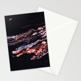 Molten Marble Stationery Cards