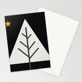 Gold Star Stationery Cards