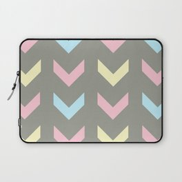 Pastel Arrows Laptop Sleeve