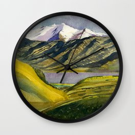 Within Sight Wall Clock
