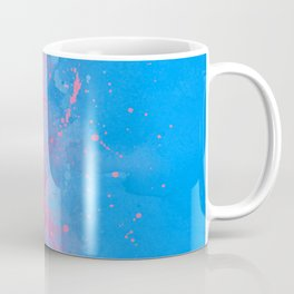 Pink or Blue Sleeping Beauty Inspired Coffee Mug