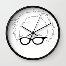 Bernie Wall Clock