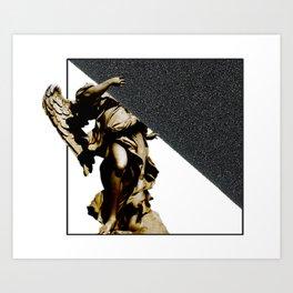 SILKINESS  -   V.white Art Print