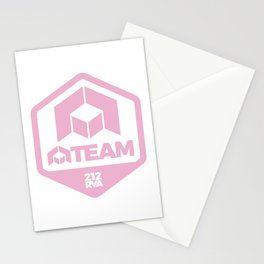 A-Team Stationery Cards