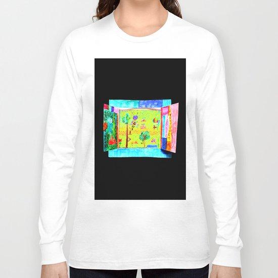 WiNDOW ViEW Long Sleeve T-shirt
