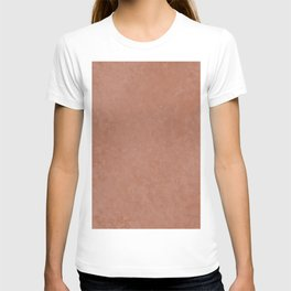 Sherwin Williams Cavern Clay Liquid Hues Illustration T-shirt