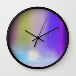 Rising Dawn Wall Clock