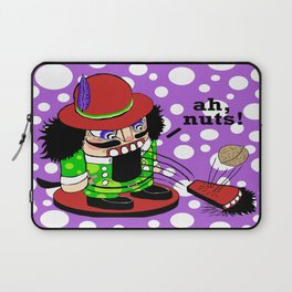 The Nutcracker (deef!) Laptop Sleeve