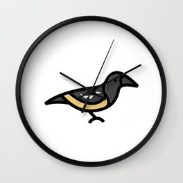 Turpialito Wall Clock