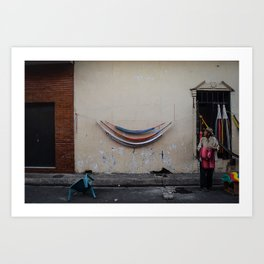 San Miguel Art Print