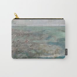 THE FLIGHT OF THE SEAGULLS OVER THE SEA Carry-All Pouch