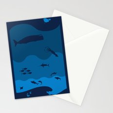 Oceans Alive Stationery Cards