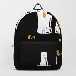 Hen Party Groom JGA Wedding Marriage Backpack