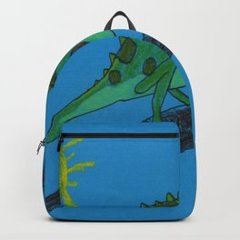 Jackson's Chameleon Backpack