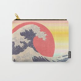 Hokusai revisited Carry-All Pouch