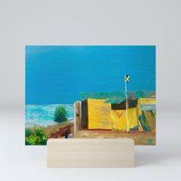 Jamaica. Jamaican Blues Mini Art Print