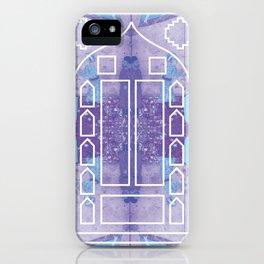 Arabian Nights Magic Door iPhone Case