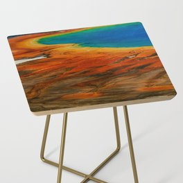 Grand Prismatic Lake Side Table