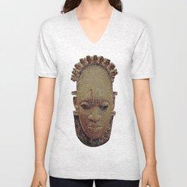 Benin Ancestor Unisex V-Neck