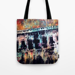 What They Tell Us Tote Bag