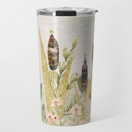 Nature Gold Meadow Travel Mug