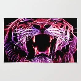 Fire Tiger Rug
