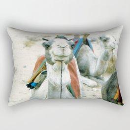 Camel 01 Rectangular Pillow