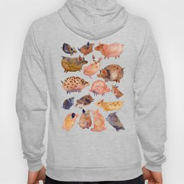 Pig Collection Hoody